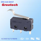 Mini Micro Slide Switch with Roller Lever (17.9mm)