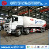 Sinotruk HOWO 12 Wheel 35.5m3 18t LPG Tank Truck