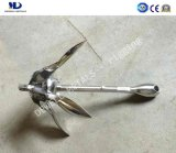 Stainless Steel AISI316 or AISI304 Type B Folding Anchor