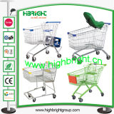 CE Standard Grocery Shopping Carts for Sale