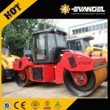 12 Ton Hydraulic Vibration Road Roller Dual-Drum LTC212 with Cummins