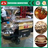 Ce Certified Professional Factory Gas Coffee Roaster