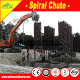 High Recovery Mining Equipment Spiral Separator for Black Sand