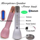 Bluetooth Karaoke Mini Microphone with Speaker (K088)