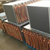 Water to Air Heat Exchanger for Wood Furnace
