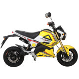 Sporty Powerful Electric Motorcycle with EEC Certificate