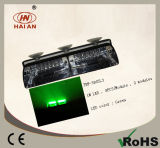 Green Color 16 High Power LED Windshield Lights (TBF-3865L-G)