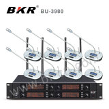 Bu-3980 Professional UHF Wireless Conference Microphone System