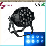 12 PCS*10W 4in1 LED PAR RGBW Spot for Stage (HL-031)