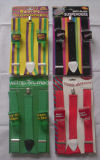 Assorted Holiday Drinking Suspenders with Shotglass (PM092)