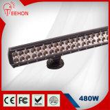 Dual-Rows 44inch 480W Osram LED Driving Light Bars