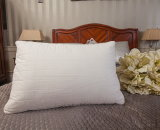 Wool Quilted Cotton Fabric Filling Fibre Pillow 5cm Wall