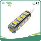 G4 LED Landscape Light Bulbs 17SMD5050 AC/DC12-24V Natural White