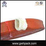 Fiberglass Braided Sleeve for Hydraulic Fluids Types