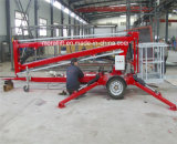 Towed Telescopic Aerial Platform with CE
