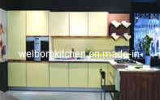 2015 Welbom Factory Wholesale MFC Cheap Kitchen Cabinets