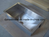 Custom Made Stainless Steel Bathroom Wall Cabinet