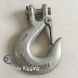 Drop Forged Clevis Slip Hooks with Latches
