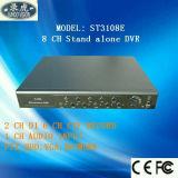 H. 264 8CH DVR Hi Silicon Chipset 3515 (ST3108E)