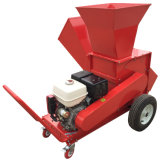 All-in-One Wood Chipper Specially Designed for Coconut Shell