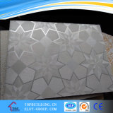 PVC Gypsum Ceiling Tile/ Vinyl Laminated Gypsum Ceiling