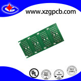 2layers Rigid PCB Printed Circuit Board for DVB