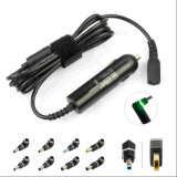 Universal Laptop Car Power Adapter with USB Charger