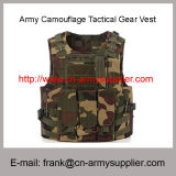 Wholesale Cheap China Military Woodland Camouflage Army Tactical Gear Vest