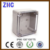 100*100*75 Factory Best Price Junction Box DIN Rail Electrical Enclosure Box