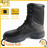 2017 New Fashion Black Police Tactical Boots Military Boots