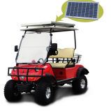 2 Seater Lifted Hunting Buggy with Storge Cargo & Solar Panel