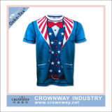 Dry Fit Wholesale Sublimation Running Top