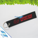 Promotion Custom Embroidery Keychain Key Chains Gift