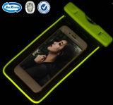 Practical New Noctilucent Waterproof Cell Phone Case for iPhone 6