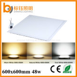 600X600 2835 SMD LED Indoor Ceiling Wall Lighting 2ftx2FT 48W Panel Light