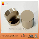N35 Permanent Cylinder NdFeB Magnetic Material