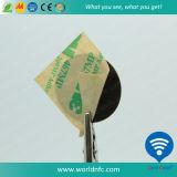 Disposable Anti Metal Adhesive S50 RFID Paper Sticker