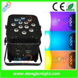 Rechargeable and DMX Wireless LED PAR Can Light LED Bulb