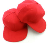 Cool Embroidered 6 Panel Plain Snapback Hats