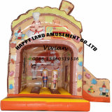 Chef Kitchen Theme Inflatable Small Combo