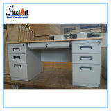 Office Furniture Steel Computer Desk with Drawers