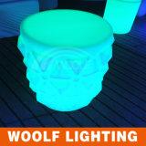 Magic Design Function KTV LED Furniture Light Bar Stool