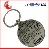 Fashion Custom Made Metal Car Keychain