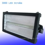 High Power Strobe Light White+ RGB DMX Atomic 3000 LED Strobe Light