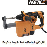 Nz30-01 High Quality Hammer Drill with Dust Collection for Construction