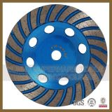 2015 Hot Sale Diamond Cup Wheel for Stone Concrete (S-DCW-1011)