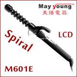 Best Price Spiral Barrel Design Hair Curling Iron