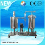 Carbonated Beverage Processing Types Wine Filter Machine Kieselguhr Filter