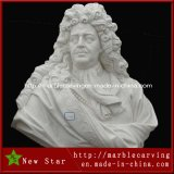 European Style White Marble Busts for Sale
