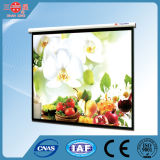 150 Inch Motorized Projection Screen for Home